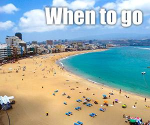 When to go to Gran Canaria
