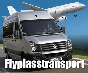 Flyplasstransport