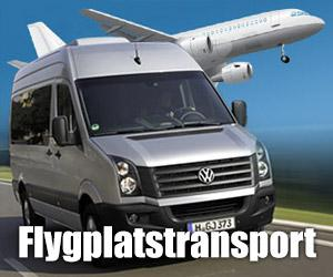 Flygplatstransport